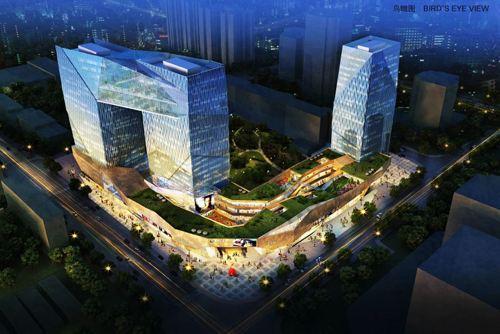 泰禾长安中心  掘金帝都写字楼