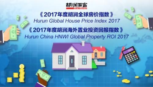 2017胡润全球房价指数发布:无锡领跑中国