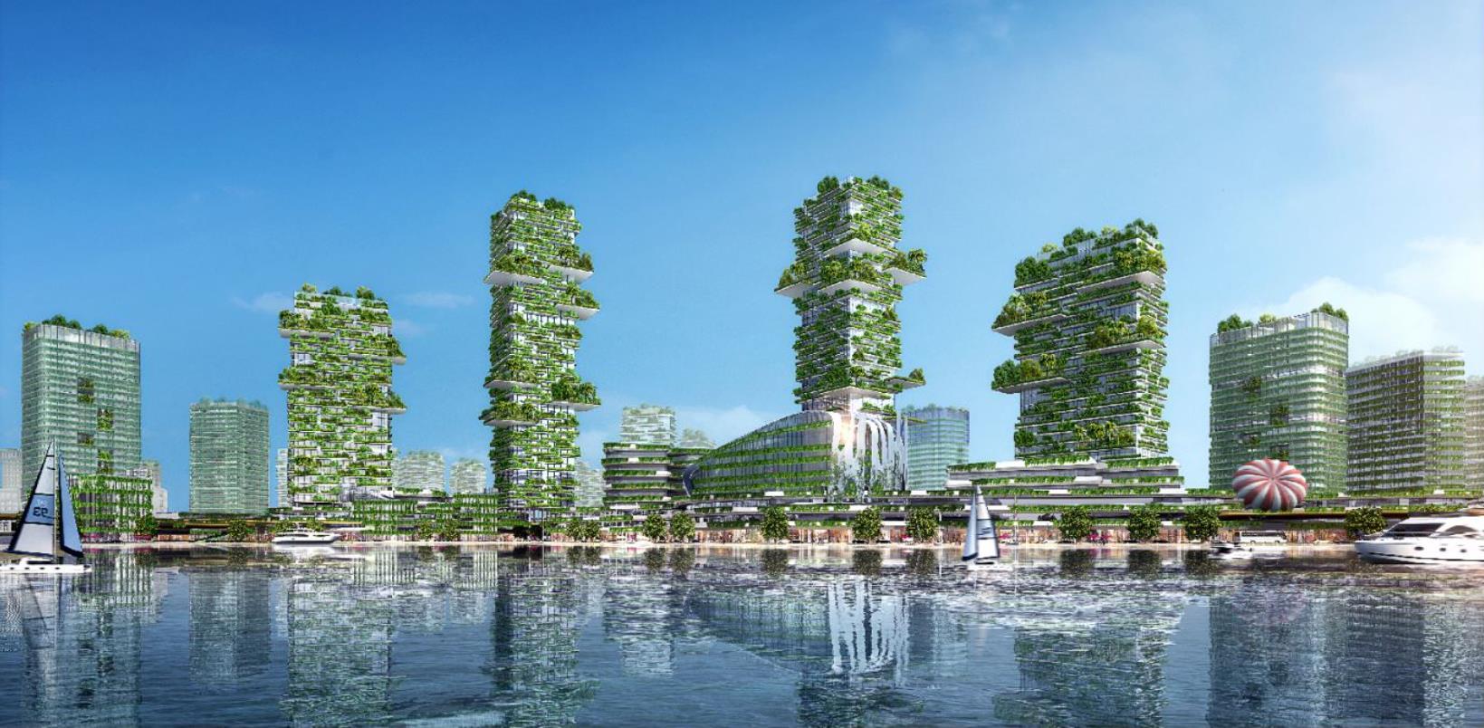 """潼湖科技小镇:当""""广东硅谷""""遇上国家级5A景区"""