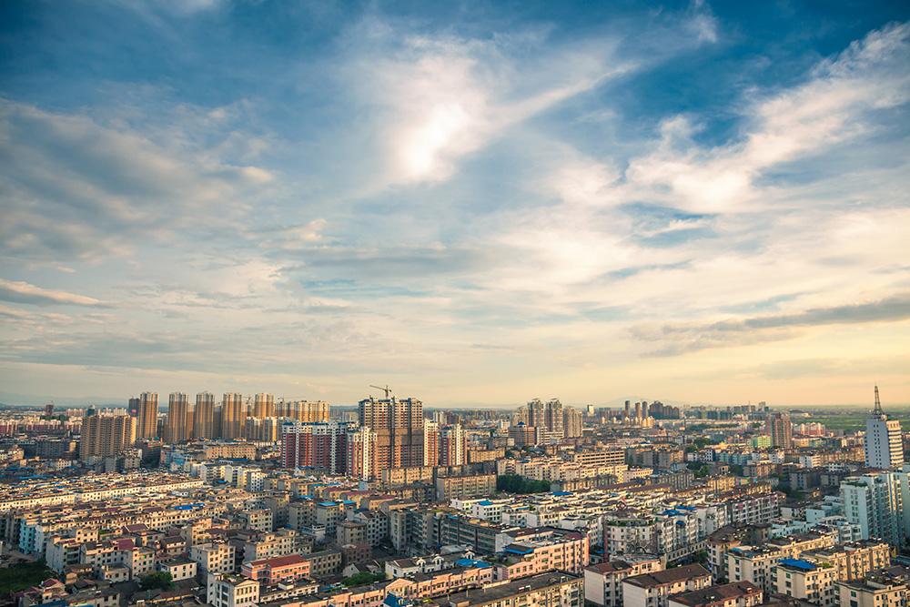 """北京通州""""城市绿心""""完成千亩绿化"""