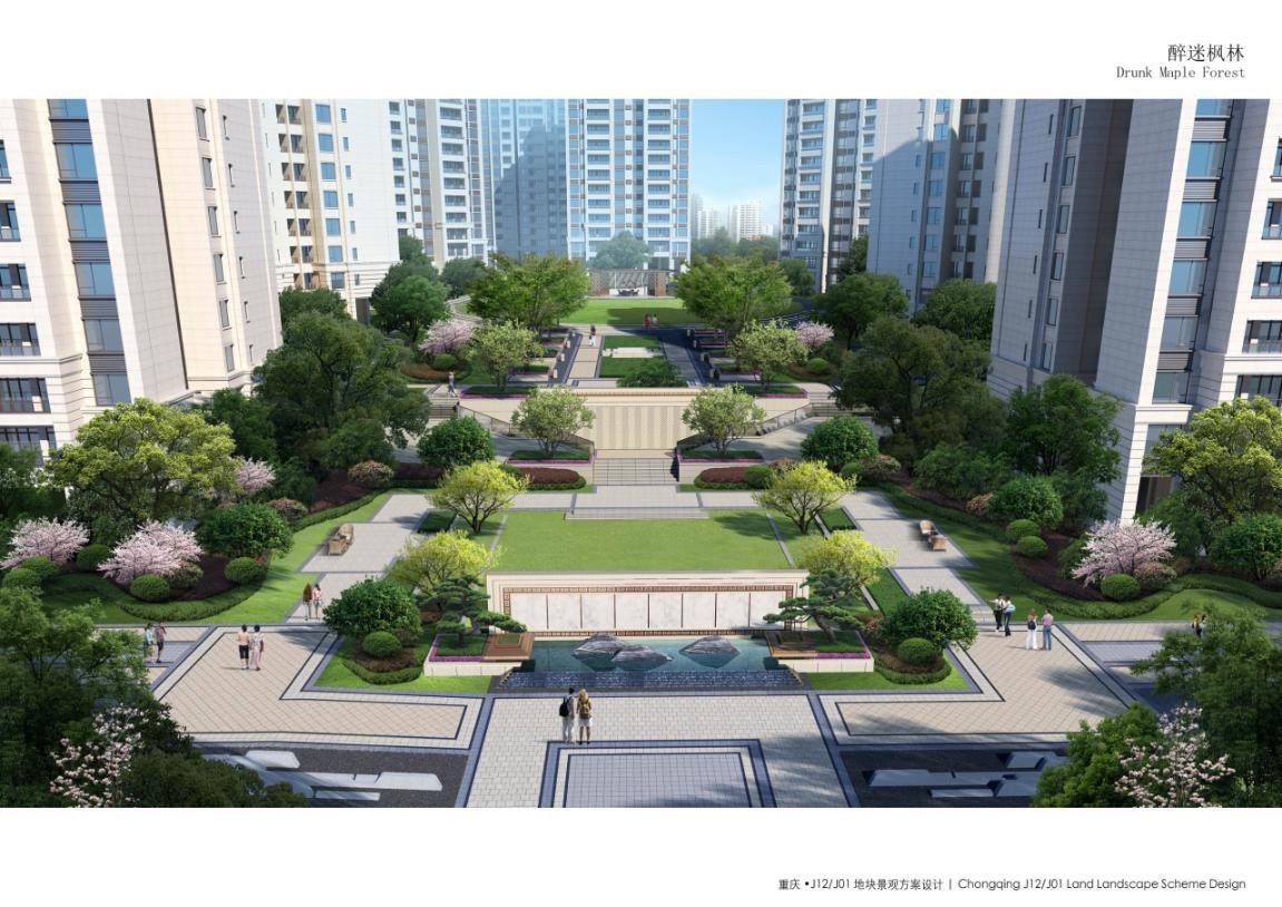 中国摩·檀香花园:低密园林,营造都市中的诗意生活