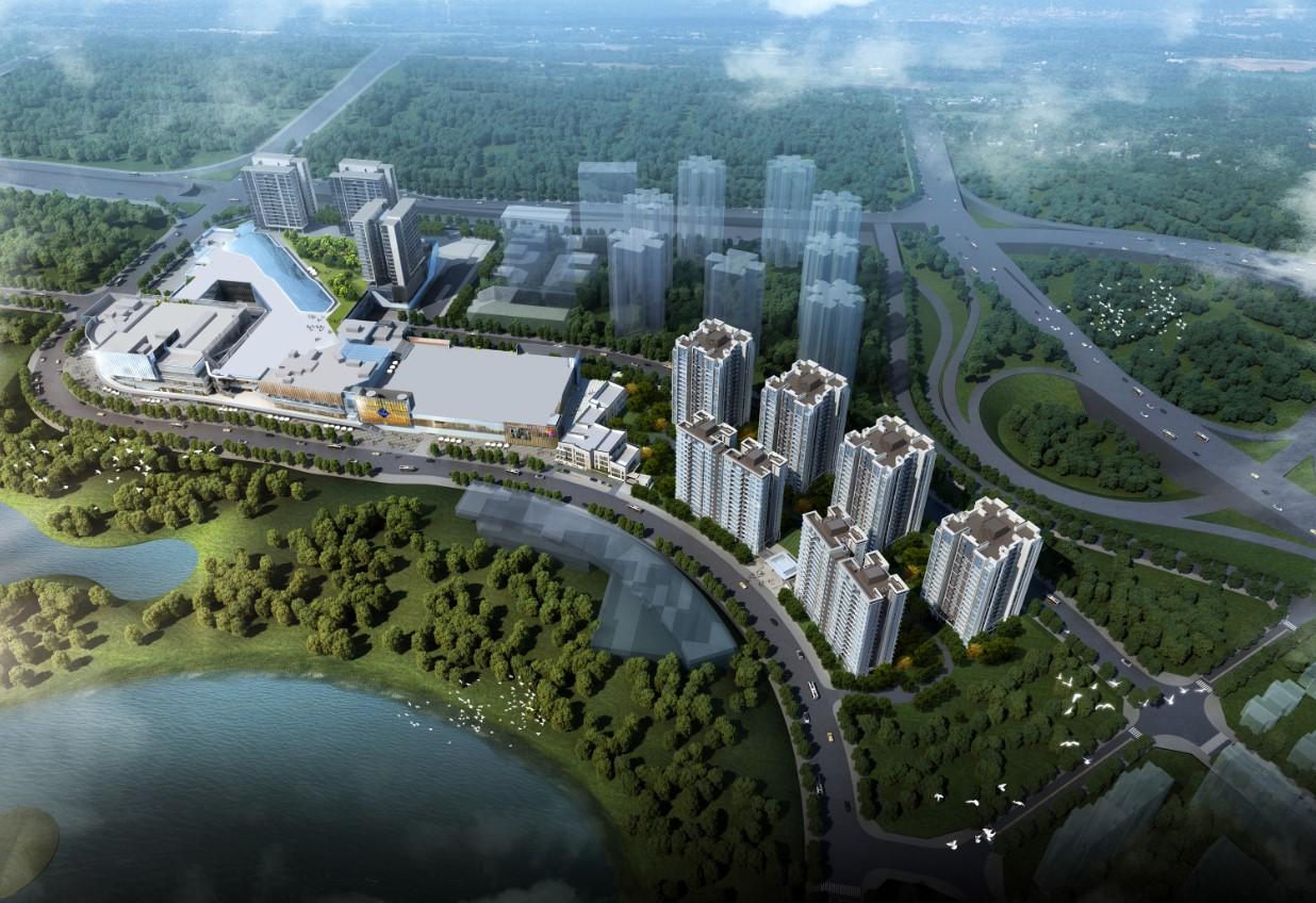 """成渝经济圈双城中心""""预定""""礼嘉 未来智慧之城高品质生活非你莫属"""