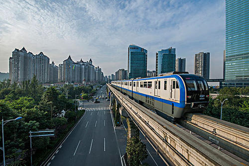 """重庆六方面发力建设""""轨道上的主城都市区"""""""