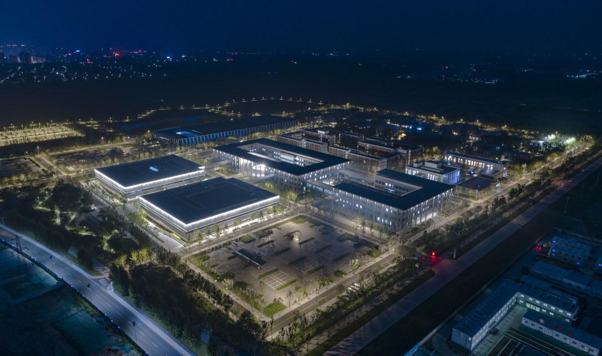 绿色、创新、智能 ——解码雄安新区高标准高质量发展