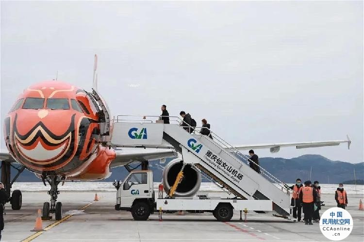 仙女山机场通航在即,懒坝国际禅境艺术度假区迎旅游红利