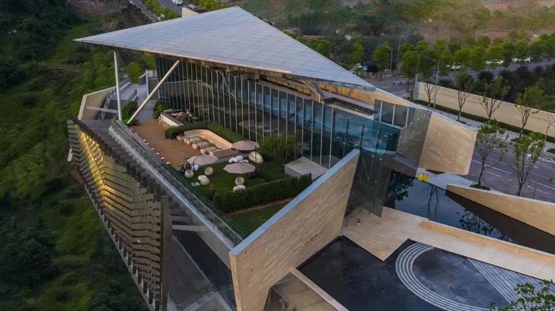 壹方艺术馆 荣获ASLA通用设计荣誉奖,创领世界美学风尚